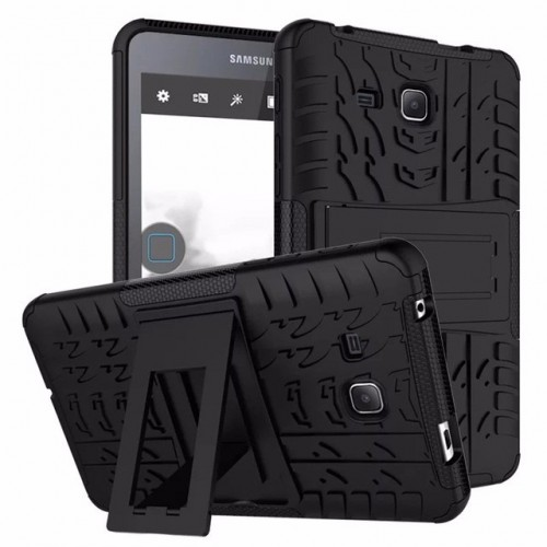 Case Samsung Tab A 7 / T280 - Rugged Armor Stand / Hybrid / Dazzle Cover / Shockproof
