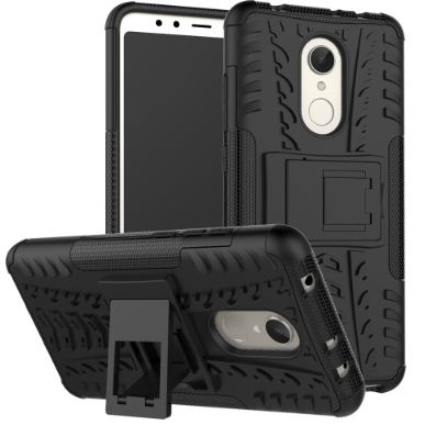 Case Xiaomi  Redmi 5 Plus - Rugged Armor Stand / Hybrid / Dazzle Cover