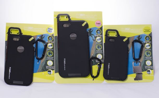Pure Gear Iphone 6 / 6S Puregear PX360 Extreme Protection Hardcase - Hitam - STGRS