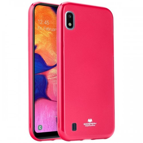 Jelly Case Mercury Samsung Galaxy A10 - 100% Original Goospery