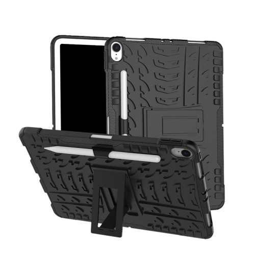 Case Ipad Pro 11 Inch With Stylus Pen - Rugged Armor Stand / Hybrid / Dazzle Cover