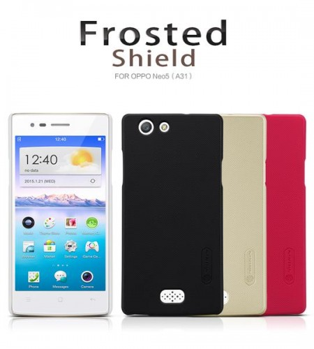 Hardcase Nillkin Super Frosted Shield Oppo Neo 5