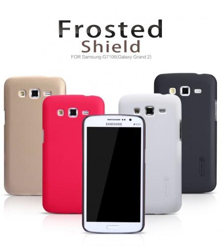Hardcase Nillkin Super Frosted Shield Samsung Grand 2 - G7106