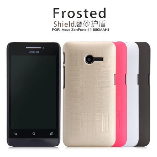 Hardcase Nillkin Super Frosted Shield Asus Zenfone 4S - 4.5 Inch