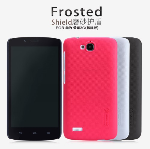 Hardcase Nillkin Super Frosted Shield Huawei Honor 3C - 18GB