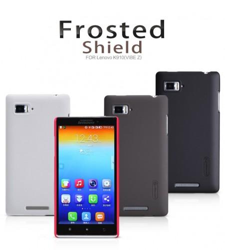 Hardcase Nillkin Super Frosted Shield Lenovo K910 - Vibe Z
