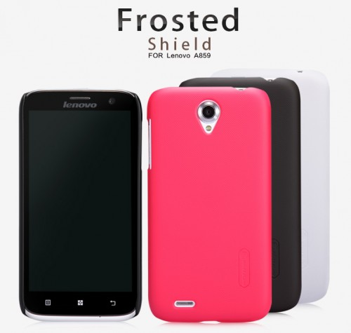 Hardcase Nillkin Super Frosted Shield Lenovo A859
