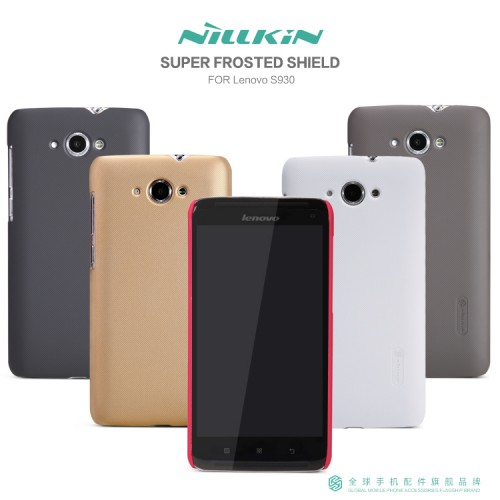 Hardcase Nillkin Super Frosted Shield Lenovo S930