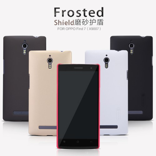 Hardcase Nillkin Super Frosted Shield Oppo Find 7 - X9007