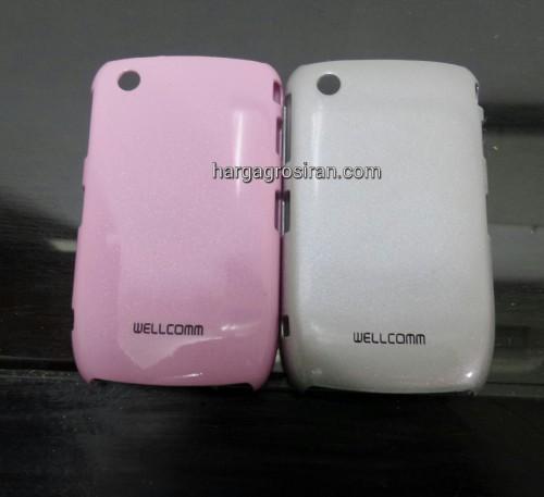 Hardcase Wellcomm Blackberry Curve Gemini 8520 - Obral case  SSDIS - K1005