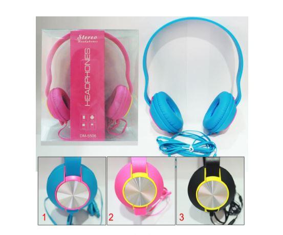 Headset / Handsfree Model Sporty / Tipe DM5506 / Bando