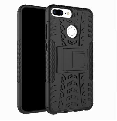 Case Honor 9 Lite - Huawei Rugged Armor Stand / Hybrid / Dazzle Cover / Shockproof