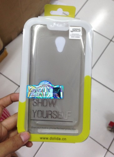 Jzzs SoftShell Ultra thin Asus Zenfone 6
