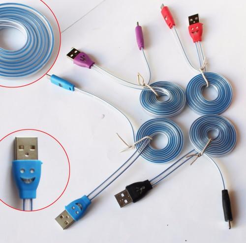 Kabel LED Samsung / Lenovo / Oppo / Xiaomi / HuaWei / ViVo / ZTE