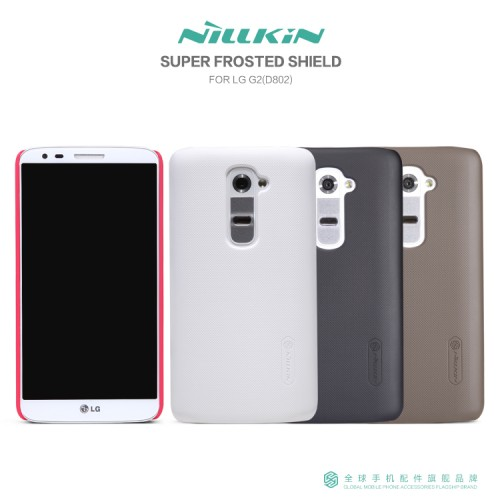 Hardcase Nillkin Super Frosted Shield LG G2