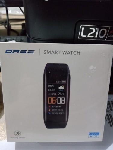 OASE Smartwatch H10B Black