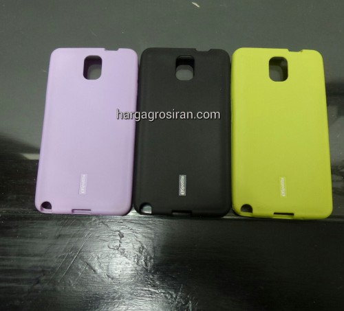 Soft Jacket / Silikon Spotlite Case Samsung Note 3
