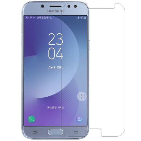 Tempered Glass Std Samsung J7 Pro / Anti Gores Kaca - Tidak Ada Garansi Pecah