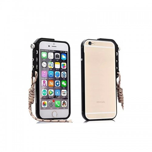 Trigger Bumper Metal Aluminium Case Iphone 6 Plus  - STGRS