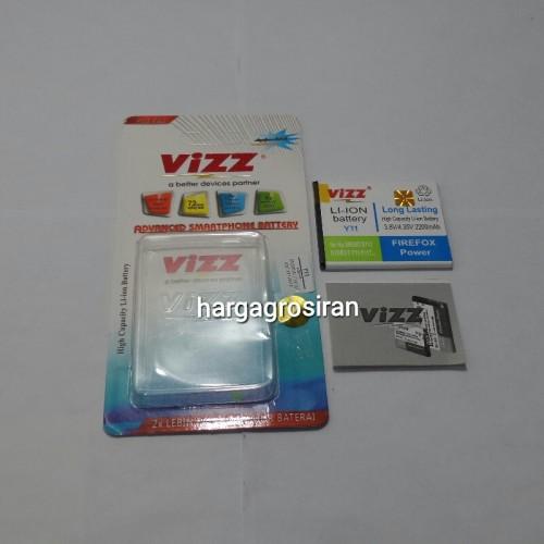 Vizz Vivo Y11 / Y11T BK-B-60 - Baterai Double Power