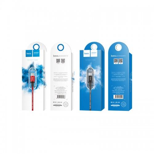 Hoco X14 Time Speed Kabel Charger USB Type C 2 Meter