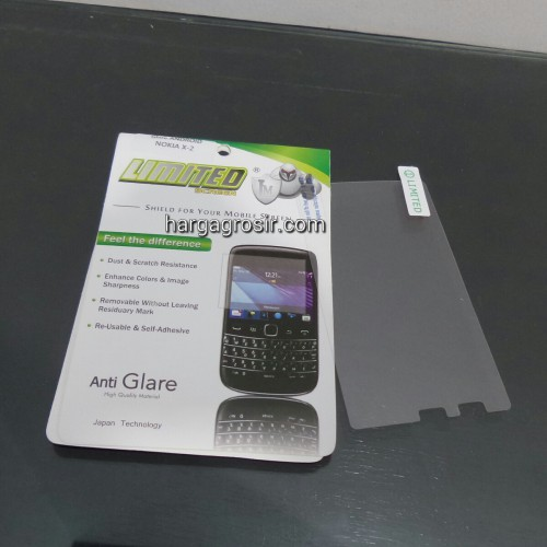Anti Gores Limited Glare / Clear Nokia X2